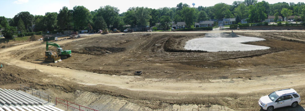 Athletic Field Restoration And Renovation
