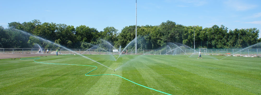 Sports Field Irrigation Systems